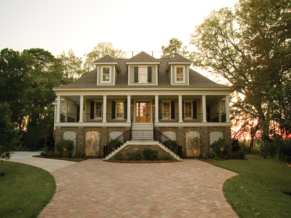 Vanderbilt Lowcountry Home Plan House Plans And More