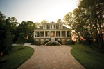Colonial Floor Plan Front Photo 04 - 024S-0021 | House Plans and More