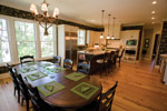 Colonial House Plan Kitchen Photo 01 - 024S-0021 | House Plans and More