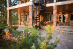 Adobe and Southwestern Plan Porch Photo 03 - 024S-0021 | House Plans and More