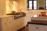 Cape Cod and New England Plan Kitchen Photo 01 - 024S-0022 | House Plans and More