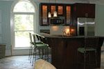 Cape Cod and New England Plan Kitchen Photo 02 - 024S-0022 | House Plans and More