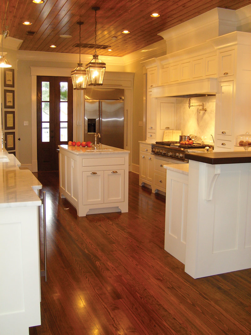 Cape Cod & New England House Plan Kitchen Photo 05 - 024S-0022 | House Plans and More