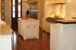 Lowcountry Home Plan Kitchen Photo 05 - 024S-0022 | House Plans and More