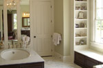Colonial House Plan Master Bathroom Photo 01 - 024S-0022 | House Plans and More