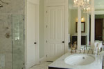 Colonial Floor Plan Master Bathroom Photo 03 - 024S-0022 | House Plans and More