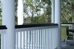 Cape Cod and New England Plan Porch Photo 02 - 024S-0022 | House Plans and More