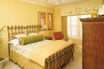 Colonial Floor Plan Bedroom Photo 03 - 024S-0023 | House Plans and More