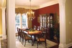 Colonial House Plan Dining Room Photo 01 - 024S-0023 | House Plans and More