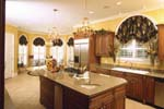 Greek Revival Home Plan Kitchen Photo 01 - 024S-0023 | House Plans and More