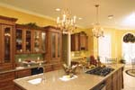 Colonial Floor Plan Kitchen Photo 02 - 024S-0023 | House Plans and More