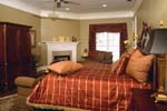 Luxury House Plan Master Bedroom Photo 01 - 024S-0023 | House Plans and More