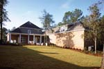Southern Plantation Plan Rear Photo 01 - 024S-0023 | House Plans and More