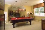 Georgian House Plan Recreation Room Photo 01 - 024S-0023 | House Plans and More