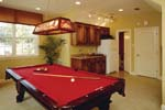 Georgian House Plan Recreation Room Photo 02 - 024S-0023 | House Plans and More