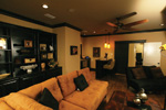 Luxury House Plan Basement Photo 01 - 024S-0024 | House Plans and More