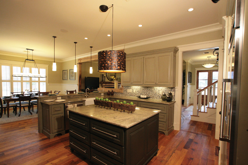 Traditional House Plan Kitchen Photo 01 024S-0024