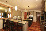 Craftsman House Plan Kitchen Photo 02 - 024S-0024 | House Plans and More