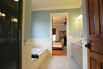 Traditional House Plan Master Bathroom Photo 01 - 024S-0024 | House Plans and More