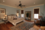Traditional House Plan Master Bedroom Photo 01 - 024S-0024 | House Plans and More