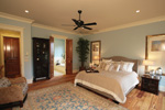 Traditional House Plan Master Bedroom Photo 02 - 024S-0024 | House Plans and More