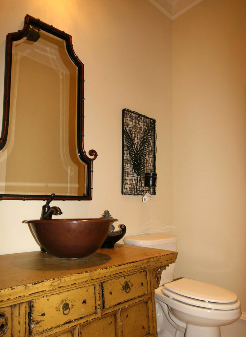 English Cottage Plan Bathroom Photo 01 024S-0025