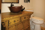Country French Home Plan Bathroom Photo 02 - 024S-0025 | House Plans and More