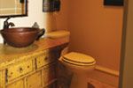 English Cottage Plan Bathroom Photo 06 - 024S-0025 | House Plans and More