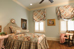 Country French Home Plan Bedroom Photo 03 - 024S-0025 | House Plans and More