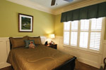 Country French Home Plan Bedroom Photo 04 - 024S-0025 | House Plans and More