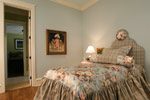 Country French Home Plan Bedroom Photo 08 - 024S-0025 | House Plans and More
