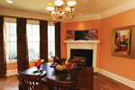 Traditional House Plan Breakfast Room Photo 02 - 024S-0025 | House Plans and More