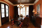 Country French Home Plan Dining Room Photo 02 - 024S-0025 | House Plans and More