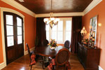 Country French Home Plan Dining Room Photo 04 - 024S-0025 | House Plans and More