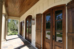 Country French Home Plan Door Detail Photo - 024S-0025 | House Plans and More