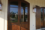 Country French Home Plan Door Detail Photo 02 - 024S-0025 | House Plans and More