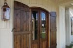 Country French Home Plan Door Detail Photo 03 - 024S-0025 | House Plans and More