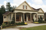 Southern House Plan Front Photo 01 - 024S-0025 | House Plans and More