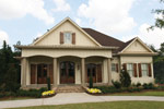Luxury House Plan Front Photo 10 - 024S-0025 | House Plans and More
