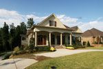 English Cottage House Plan Front Photo 11 - 024S-0025 | House Plans and More
