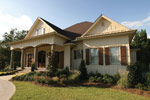 Southern House Plan Front Photo 02 - 024S-0025 | House Plans and More