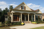 Country French House Plan Front Photo 03 - 024S-0025 | House Plans and More