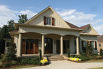 Country French Home Plan Front Photo 06 - 024S-0025 | House Plans and More