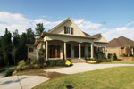 Luxury House Plan Front Photo 07 - 024S-0025 | House Plans and More