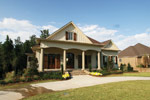 Country French Home Plan Front Photo 08 - 024S-0025 | House Plans and More