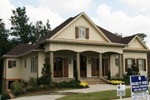Country French House Plan Front Photo 09 - 024S-0025 | House Plans and More