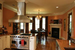 Country French Home Plan Kitchen Photo 01 - 024S-0025 | House Plans and More