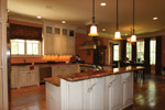 Traditional House Plan Kitchen Photo 11 - 024S-0025 | House Plans and More