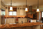 Country French Home Plan Kitchen Photo 12 - 024S-0025 | House Plans and More