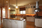 Waterfront Home Plan Kitchen Photo 13 - 024S-0025 | House Plans and More
